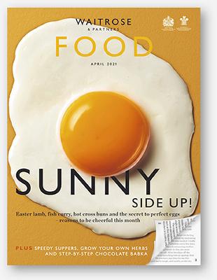 Waitrose Food Magazine April 2021