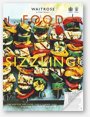 Waitrose Food Magazine July 2021