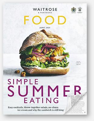 Waitrose Food Magazine June 2021