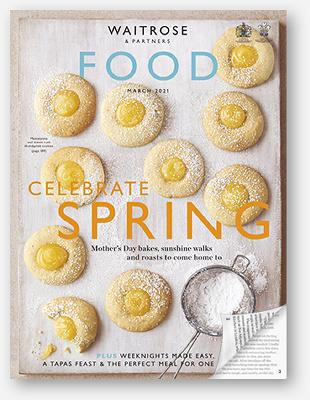 Waitrose Food Magazine March 2021
